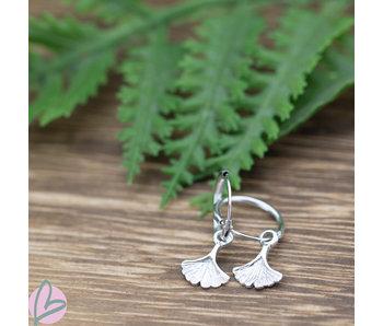 KARMA Hoops Symbols ginko leaf