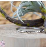 KalliKalli zilveren bangle armband