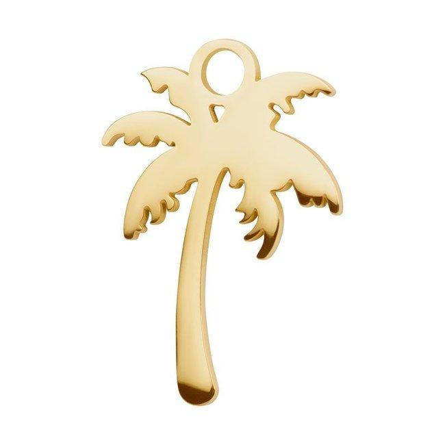 IXXXI Hanger palmboom goud/ zilver/rosegoud