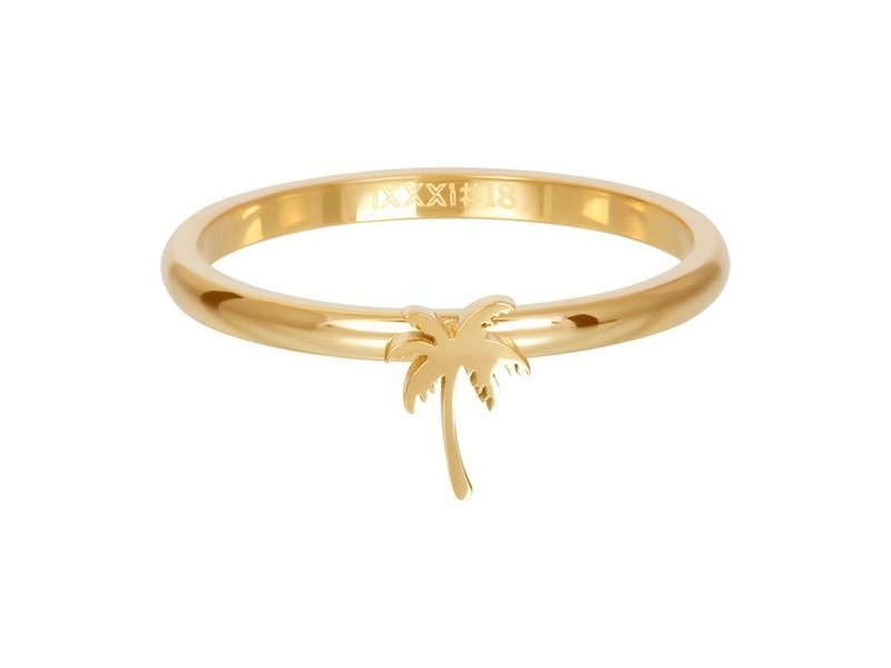 IXXXI Vulring palmboom goud 2mm