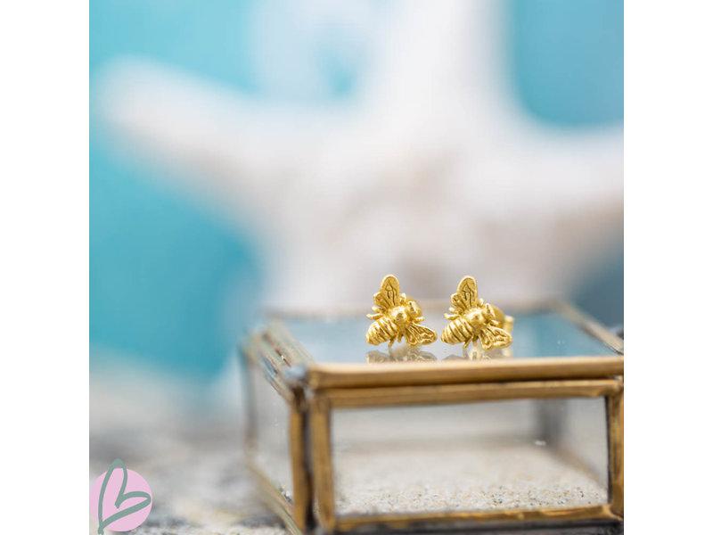 KARMA Symbols bijtje goud