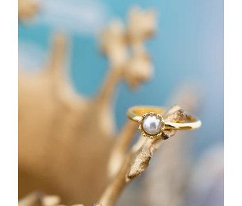 IXXXI Little princess ring goud