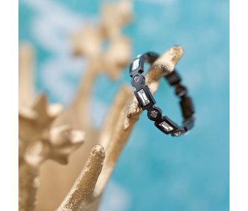 IXXXI Excellent ring zwart