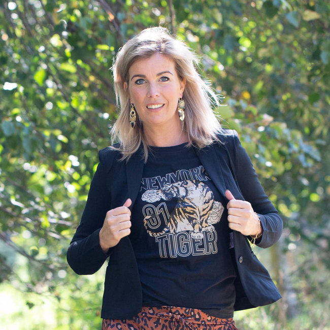 New York tigers t-shirt