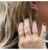 Beadle gouden ringen, keuze uit meerdere