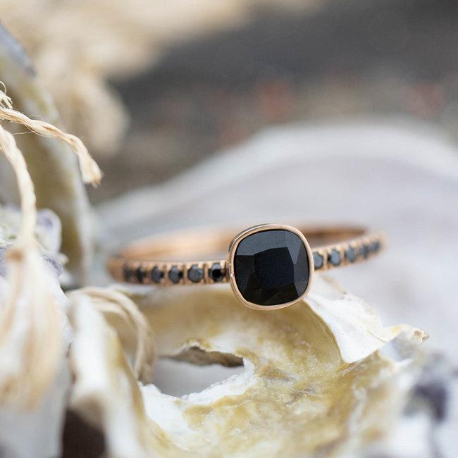 IXXXI Prince rosegoud ring