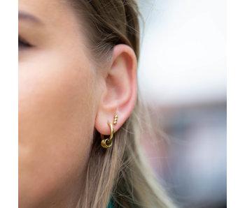 Go Dutch Label goud oorbellen ringen