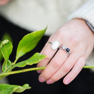 IXXXI Losse ringen zilver chique