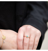 Biba Aqua ring druppel