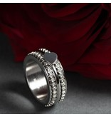 IXXXI Complete IXXXI ring Valentine zilver, goud of rose
