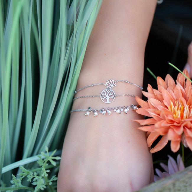 Go Dutch Label Armband pareltjes of levensboom