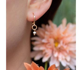 Biba Pretty gold  pearls