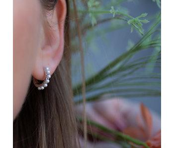 KARMA Pretty pearls for pretty girls  zilver