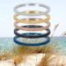 IXXXI aanschuif ring  'kaviaar' 2mm
