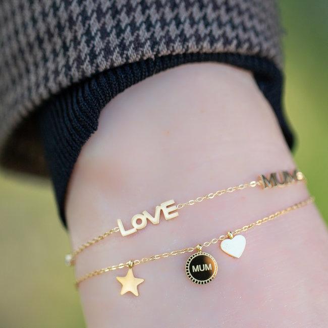 ZAG  Bijoux Gouden armbanden speciaal voor mama