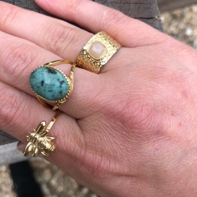ZAG  Bijoux Gouden ringen boho