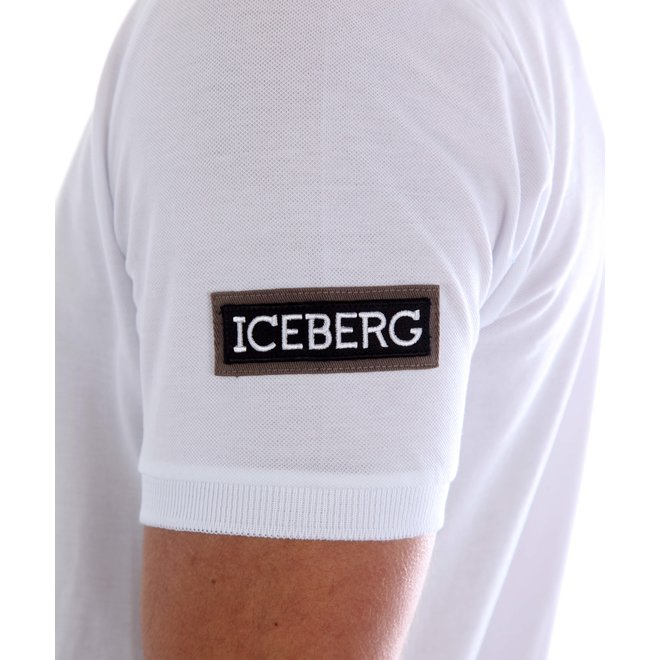 Iceberg | Polo | Wit | 19II1P0F03163101101