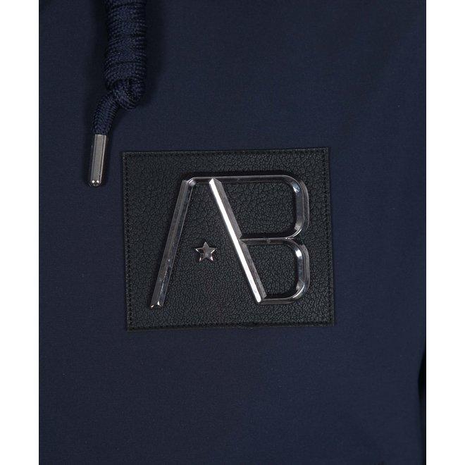 AB Lifestyle | AB Jas Donkerblauw | AB Anorak Jacket Navy