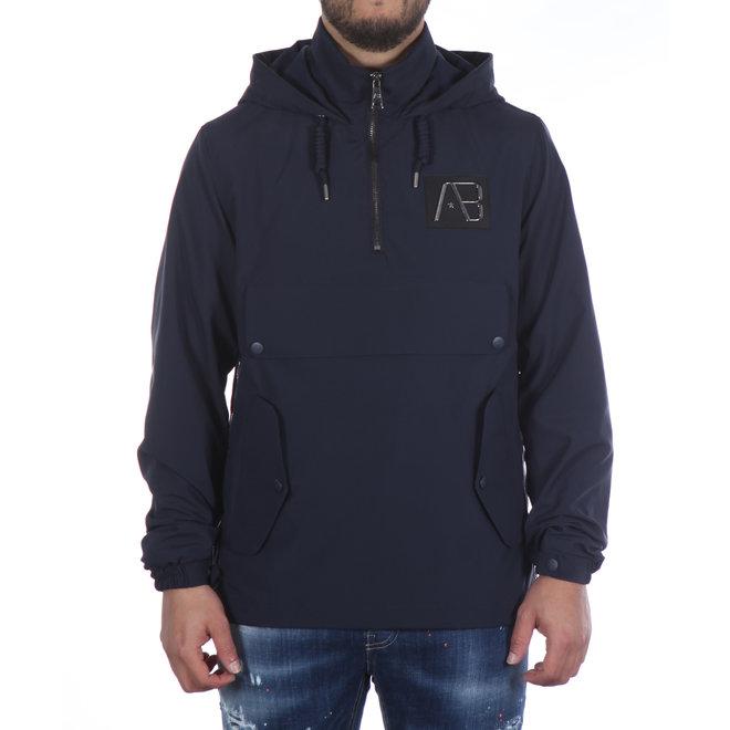AB Lifestyle | AB Anorak Jacket - Navy