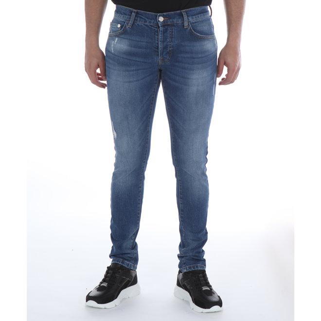 Iceberg | Jeans Degradable Blue | 20EI1P02SL160086001