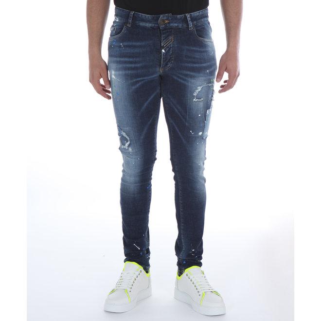 Boragio   Jeans 7417 5 POCKET