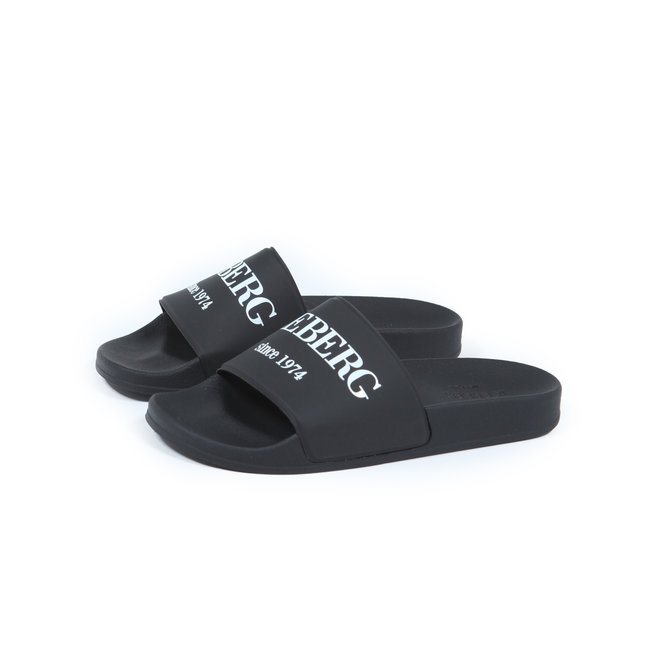 Iceberg | Slippers zwart