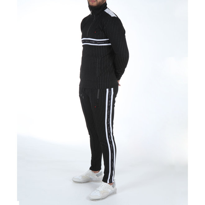 Ab Lifestyle | Striped tracksuit