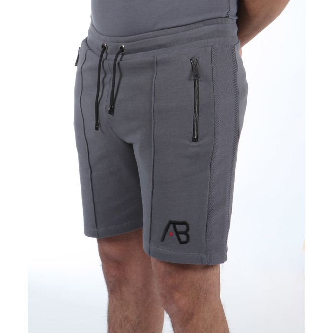 AB Lifestyle | AB Shorts grijs