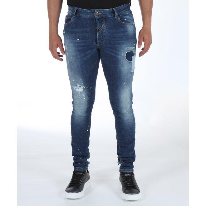 Boragio | Jeans blue 7562