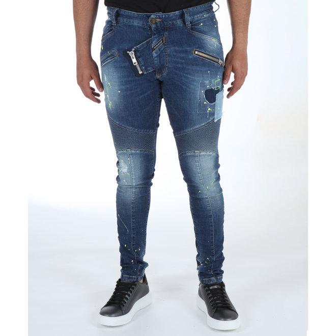 Boragio | Jeans 7590 blue