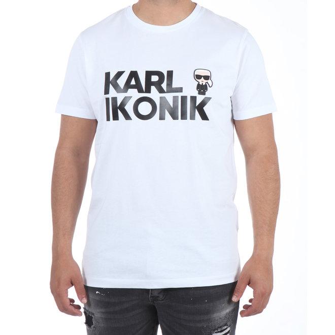 Karl Lagerfeld | Karl Ikonik White