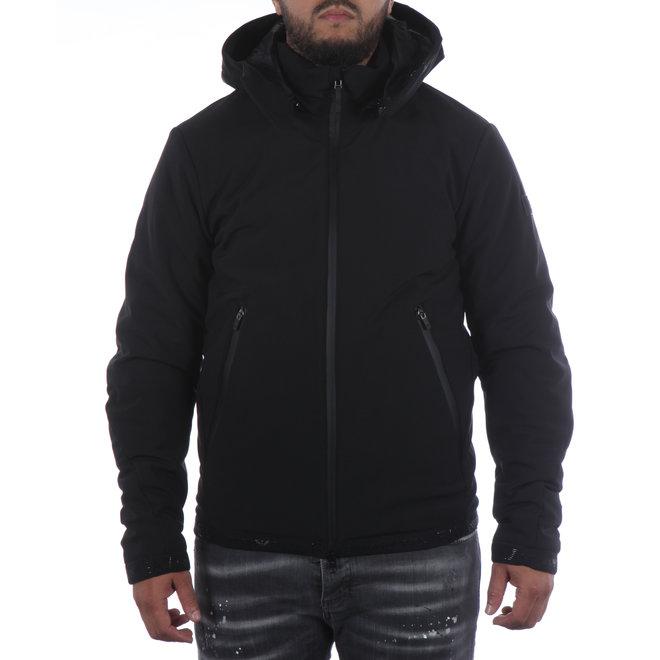 EA7 | Zwarte jas
