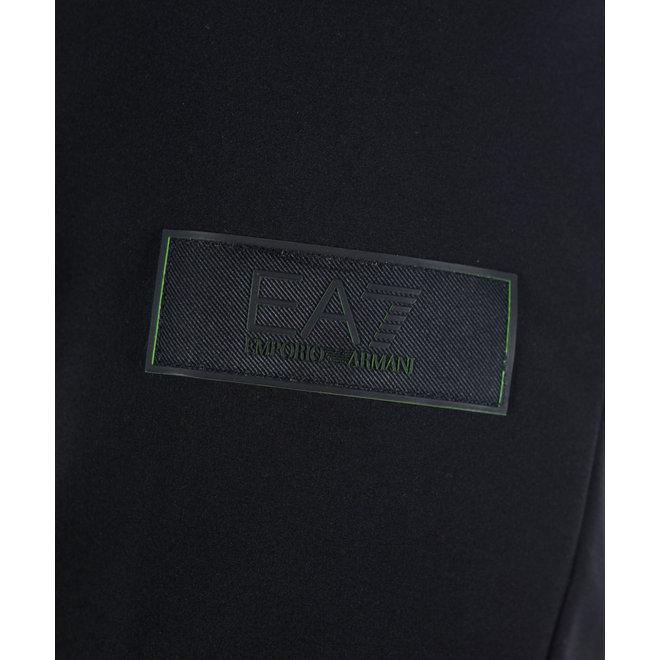 EA7 | Jas met capuchon zwart | 6HPB27 PN9CZ 1200