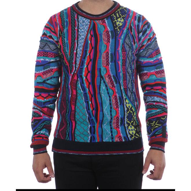 Carlo Colucci | Sweater multicolor | C9803 101