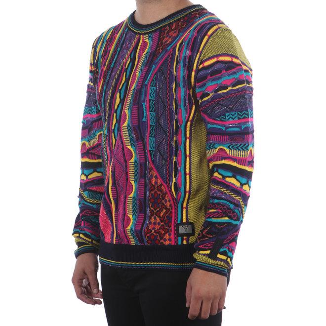 Carlo Colucci | Multicolor sweater | C9803 102