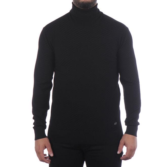 Emporio Armani | Coltrui zwart