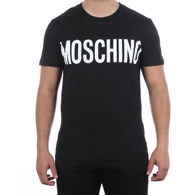 Moschino | T-shirt zwart met logo