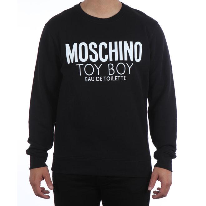 Moschino   'Toyboy Eau de Toilette'  Sweater   A 1709 7027 1555