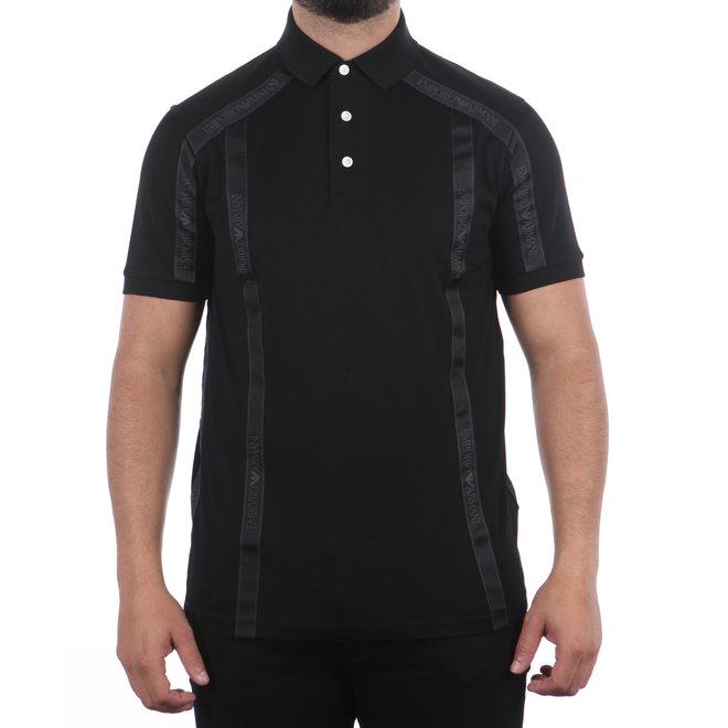 Emporio Armani | Polo zwart