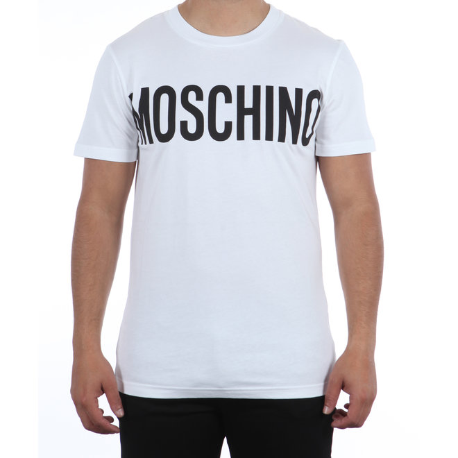 Moschino | T-shirt wit met logo
