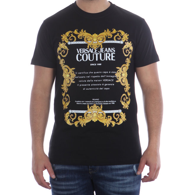 Versace Jeans Couture | T-shirt logo print