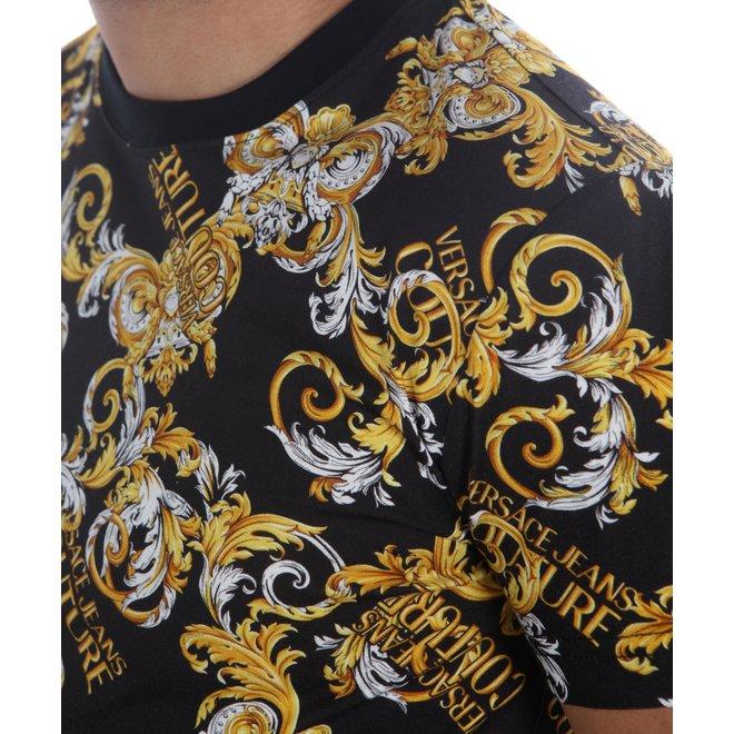 Versace Jeans Couture | T-shirt met Baroque print