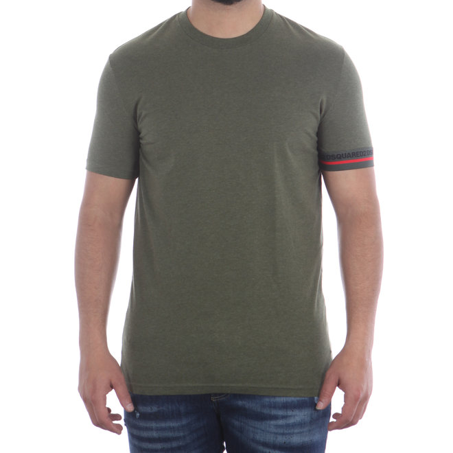 Dsquared2 | T-shirt Round Neck |  Groen