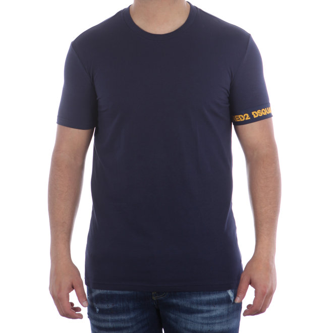 Dsquared2 | T-shirt Round Neck | Paars