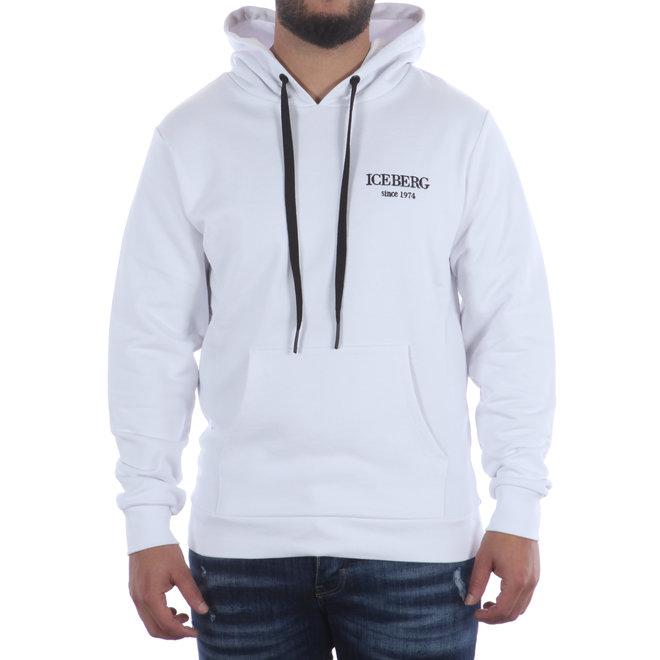 Iceberg   Witte hoodie