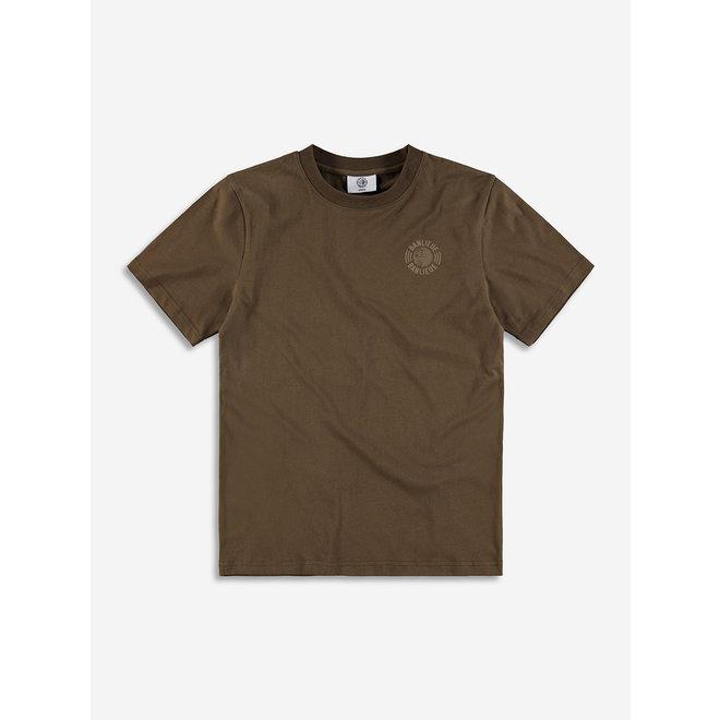 Banlieue | Tshirt Tonal Set Brown