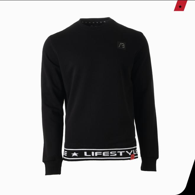 AB Lifestyle | Luigi Sweater Black