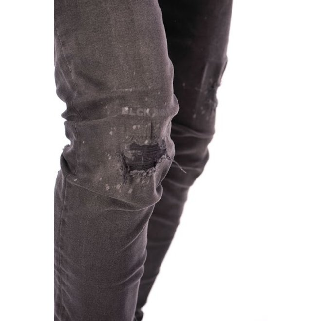 Black Bananas | Jeans 'Don Wavy' | Zwart