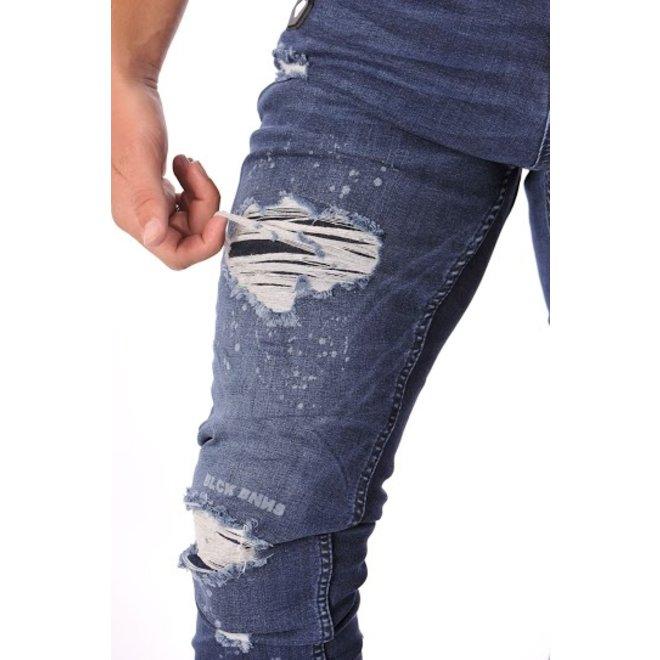 Black Bananas | Jeans 'Don Wavy' | Blauw
