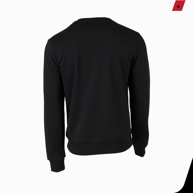 AB Lifestyle | Zwarte Exclusive Sweater